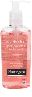 Neutrogena Visibly Clear Pink Grapefruit mycí emulze