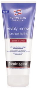 Neutrogena Norwegian Formula® Visibly Renew sérum perfecteur corps