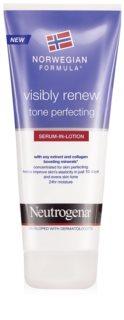 Neutrogena Norwegian Formula® Visibly Renew siero corpo perfezionante
