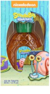 Nickelodeon Spongebob Squarepants Gary Eau de Toilette pentru copii 50 ml