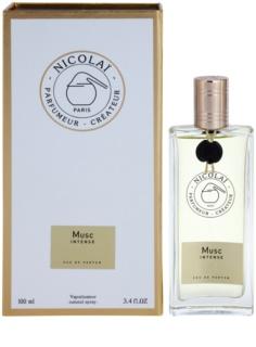 Nicolai Musc Intense Parfumovaná voda pre ženy 2 ml odstrek