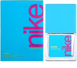 Nike Azure Woman Eau de Toilette voor Vrouwen  30 ml