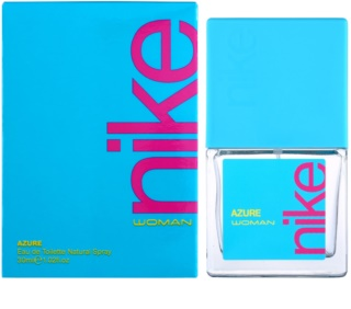 Nike Azure Woman Eau de Toilette für Damen 30 ml