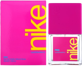 Nike Pink Woman Eau de Toilette für Damen 30 ml