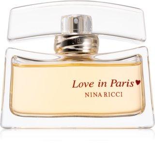 Nina Ricci Love in Paris eau de parfum hölgyeknek 50 ml