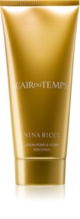 Nina Ricci L'Air du Temps leche corporal para mujer 200 ml