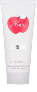 Nina Ricci Nina тоалетно мляко за тяло за жени 200 мл.