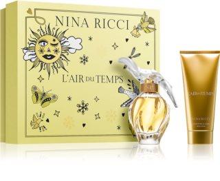 Nina Ricci L'Air du Temps подаръчен комплект XXI. за жени