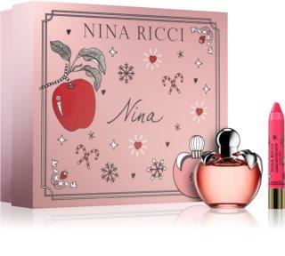 Nina Ricci Nina coffret XI. para mulheres