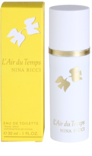 Nina Ricci L'Air du Temps Eau de Toilette für Damen 30 ml Reisespray