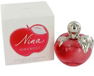 Nina Ricci Nina Eau de Toilette für Damen 50 ml