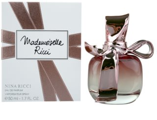 Nina Ricci Mademoiselle Ricci eau de parfum pour femme 50 ml