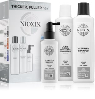 Nioxin System 1 косметичний набір II. (для тонкого волосся)
