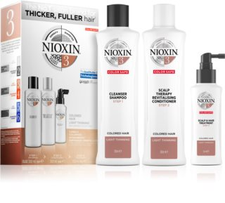 Nioxin System 3 Cosmetic Set For Colored Hair