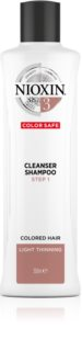 Nioxin System 3 Anti-Hair Loss Shampoo for Coloured Hair