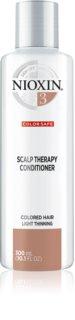Nioxin System 3 хидратиращ и подхранващ балсам за по-лесно разресване на косата