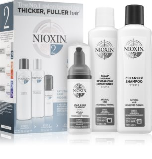 Nioxin System 2 set cosmetice III. unisex