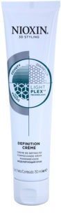 Nioxin 3D Styling Light Plex Defining Cream To Treat Frizz