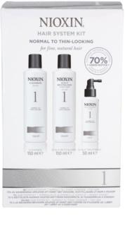 Nioxin System 1 Cosmetica Set  I.