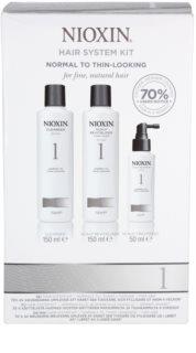 Nioxin System 1 Kosmetik-Set  I.
