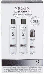 Nioxin System 2 kozmetični set I.
