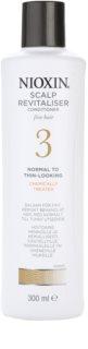 Nioxin System 3 après-shampoing léger anti-amincissement modéré stade précoce cheveux fins et traités chimiquement