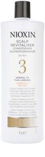 Nioxin System 3 balsamo leggero per il diradamento iniziale dei capelli deboli trattati chimicamente