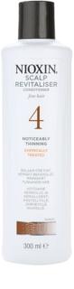 Nioxin System 4 ľahký kondicionér pre výrazné rednutie jemných chemicky ošetrených vlasov