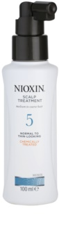 Nioxin System 5 Acalp Treatment For Moderate To Severe Thinning Of Normal, Natural And Chemically Treated Hair