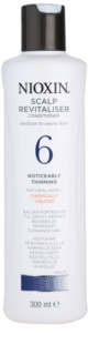 Nioxin System 6 Lichte Conditioner  voor Aanzienlijk Dun wordend Normaal tot Sterk, Natuurlijk en Chemisch Behandeld Haar