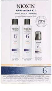 Nioxin System 6 kozmetika szett VI.