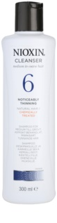Nioxin System 6 Purifying Shampoo To Treat Significant Thinning Of Normal To Thick, Natural And Chemically Treated Hair