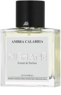 Nishane Ambra Calabria extrato de perfume unissexo 50 ml