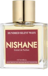 Nishane Hundred Silent Ways Parfumextracten  Unisex 50 ml