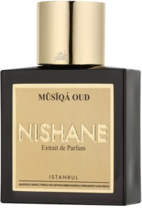 Nishane Musiqa Oud extract de parfum esantion unisex 2 ml