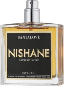 Nishane Santalové ekstrakt perfum tester unisex 50 ml