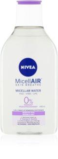 Nivea MicellAir  Skin Breathe agua micelar suave para pieles sensibles