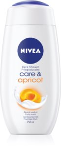 Nivea Care Shower Apricot Verzorgende Douchegel