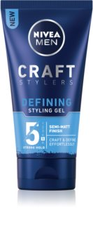 Nivea Men Craft Stylers gel za lase za mat videz