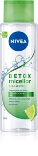 Nivea Pure Detox Micellar champô micelar purificante