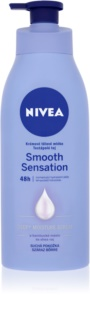 Nivea Smooth Sensation Hydraterende Bodylotion voor Droge Huid