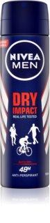 Nivea Men Dry Impact desodorizante em spray
