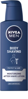 Nivea Men Protect & Care leche corporal after shave