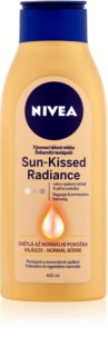 Nivea Sun-Kissed Radiance tönende Lotion