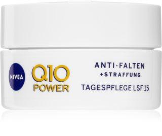 Nivea Q10 Power crème de jour anti-rides SPF 15
