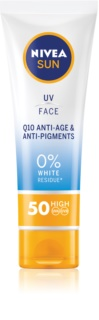 Nivea Sun Anti - Wrinkle Sun Cream SPF 50
