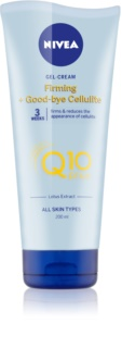 Nivea Q10 Plus Firming Body Gel to Treat Cellulite