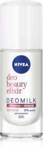 Nivea Deo Beauty Elixir Sensitive antiperspirant roll-on