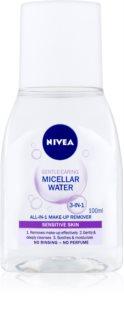 Nivea Gentle Caring agua micelar calmante 3 en 1