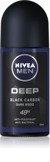 Nivea Men Deep golyós dezodor roll-on 48h